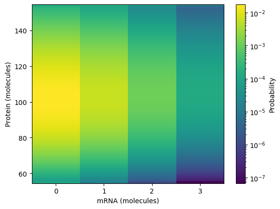 ../../_images/mrna-and-protein-using-several-methods-probability-distribution-steady-state.png